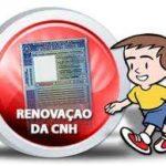 Renovação de CNH